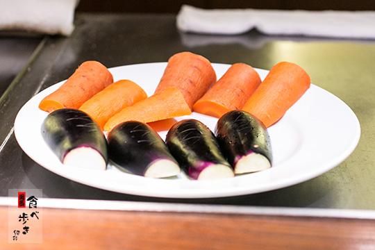 宮地 焼き野菜