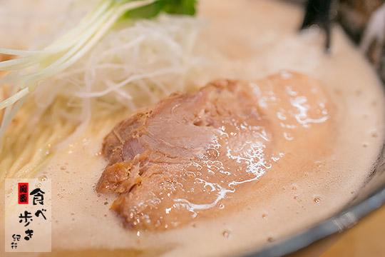 みつ星製麺所チャーシュー