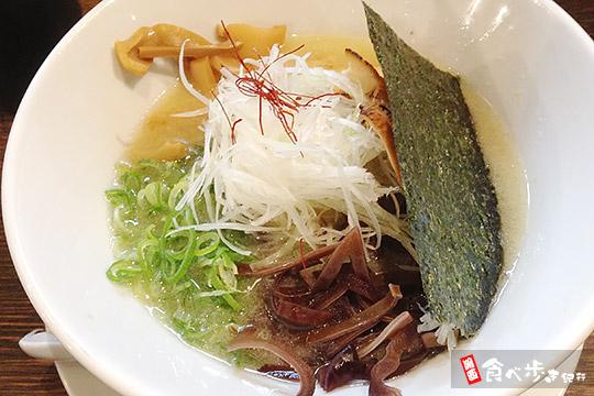 花島商店 鶏白湯