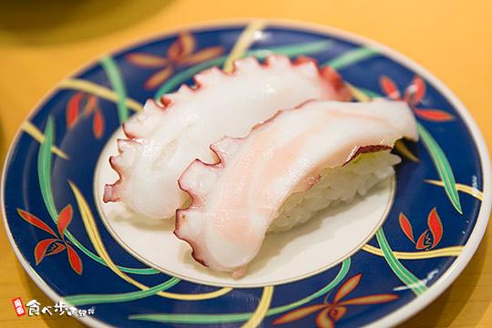 お寿司たこ