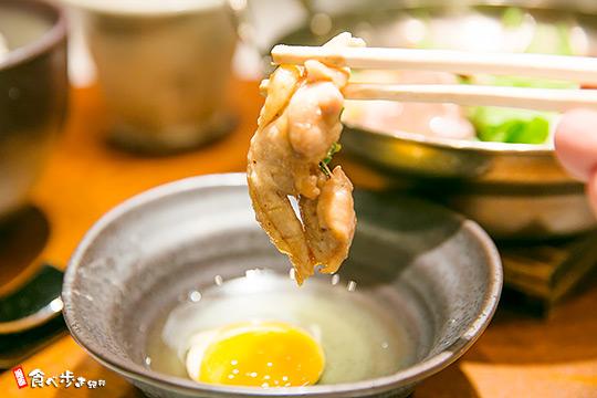 四万十鶏すき焼き