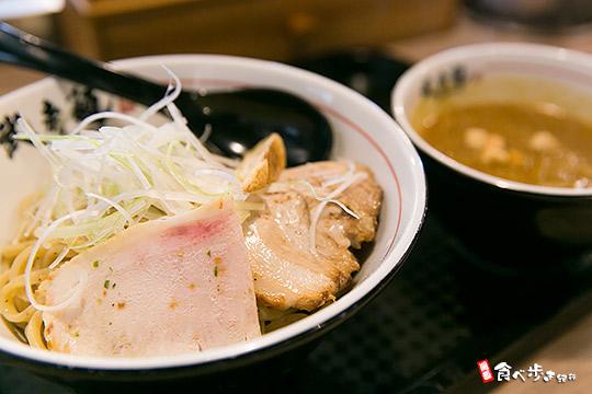 武者麺のつけ麺