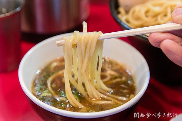 総大醤 醤油つけ麺