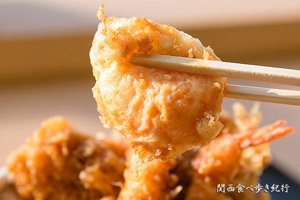 半熟玉子天ぷら