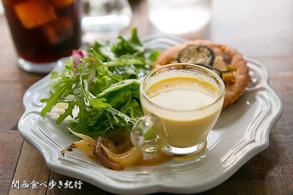 彩り野菜のケークサレ