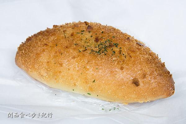 ナビンさんのグリーンカレーパン