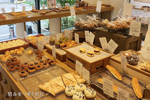 サニーサイドのパン