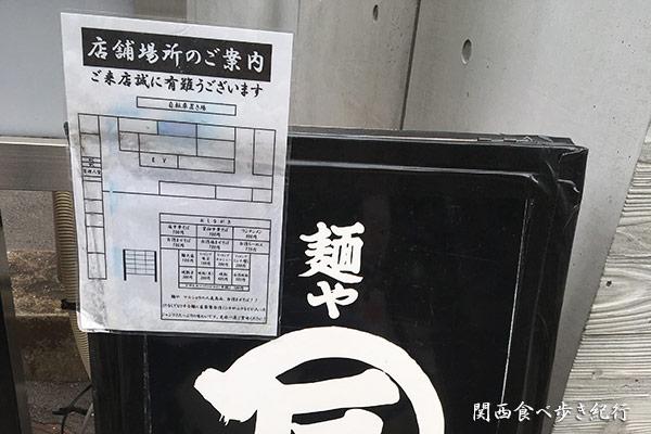 マルショウ新大阪店看板