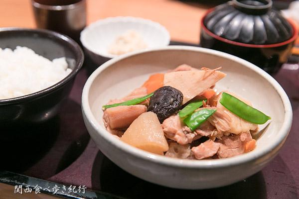 博多郷土料理 がめ煮定食