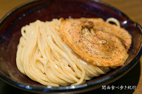 濃厚パイタンつけ麺