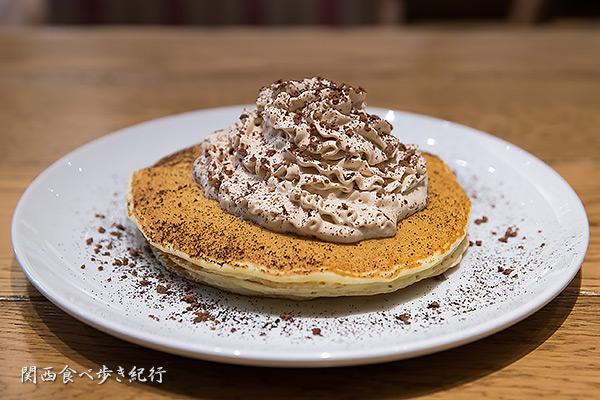 コナコーヒークリームパンケーキ