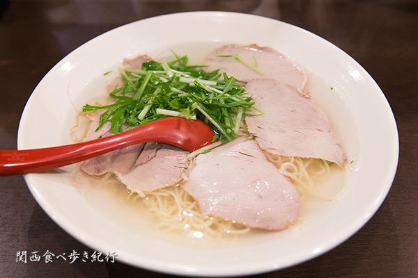 揚子江ラーメン チャーシュー麺