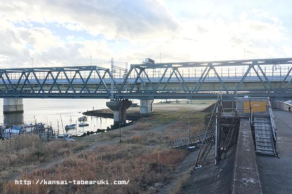 淀川ジョギング