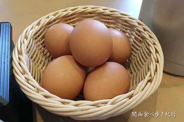生卵サービス