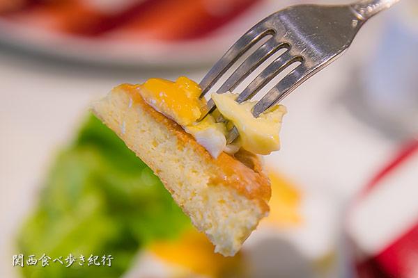 ブランチパンケーキ