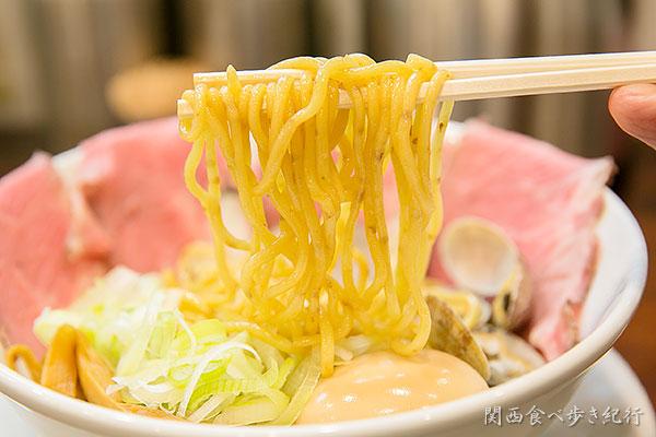 世麺(セカメン) 貝