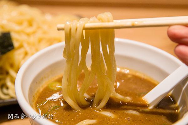篝 特製つけ麺