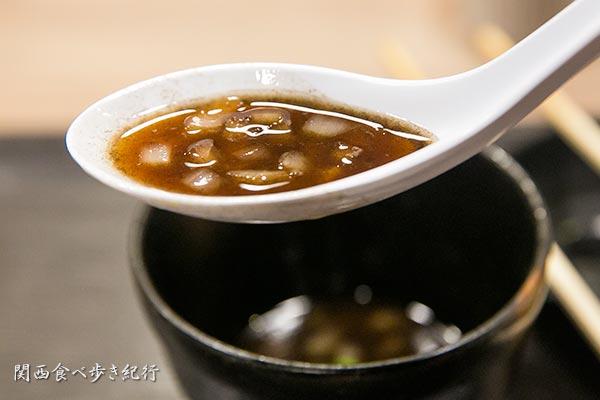 こがし醤油スープ