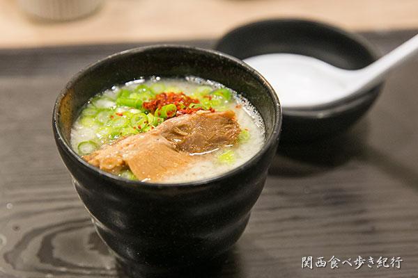 淡口醤油ラーメン