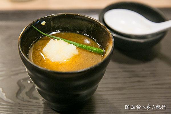 白醤油ラーメン