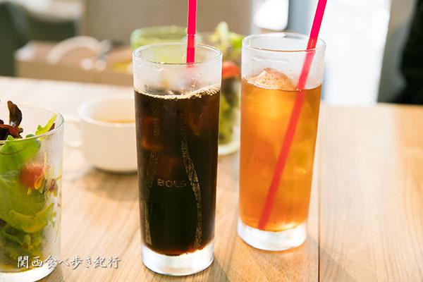 アイスコーヒ&紅茶