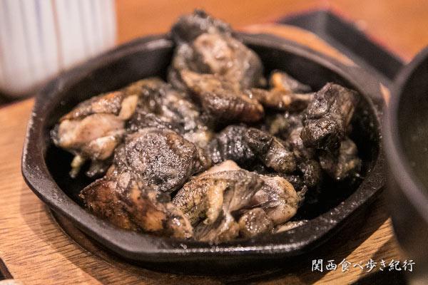 宮崎鶏もも焼き