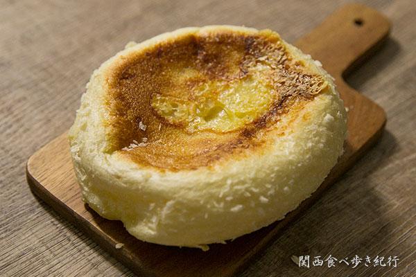 平焼きハムチーズ