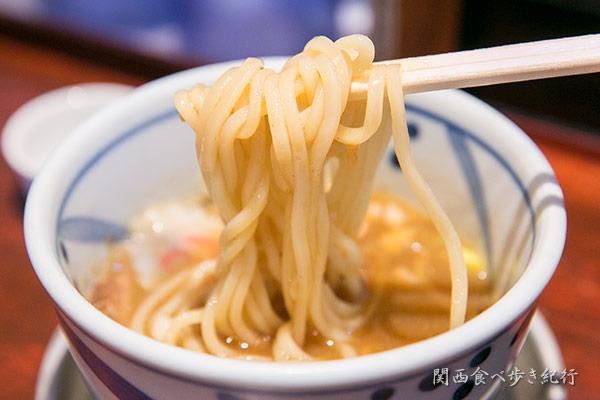煮干しつけ麺を食べる!