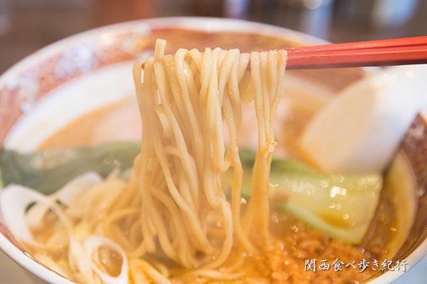貝出汁坦坦麺