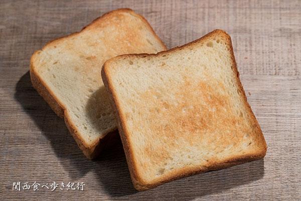 シーズテラスの食パン