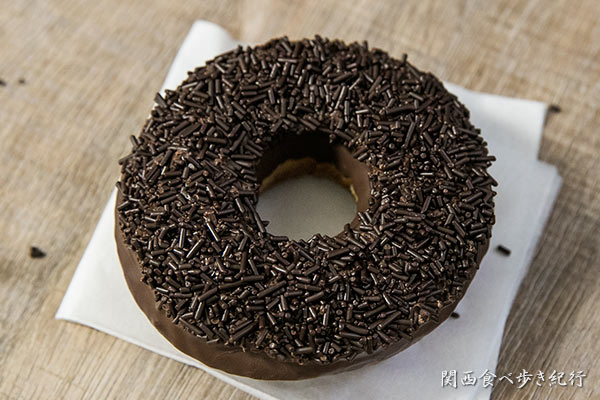 チョコドーナッツ