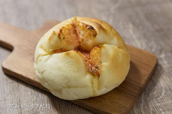 明太子チーズパン