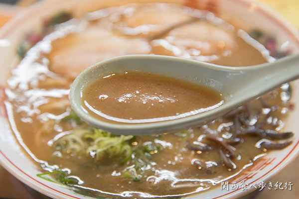 豚骨スープ