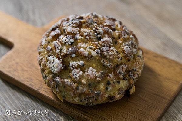 五穀米のメロンパン