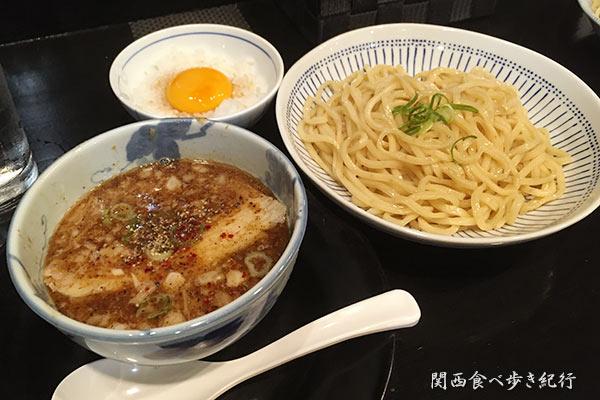 五山つけ麺