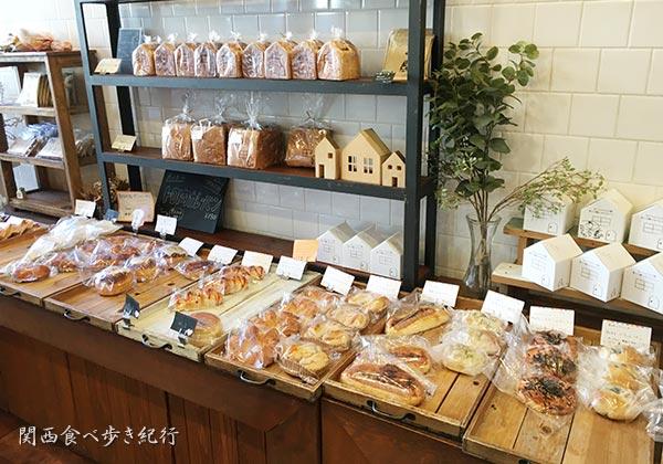 1Fのパン屋さんコーナー