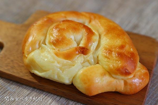 かたつむりパン