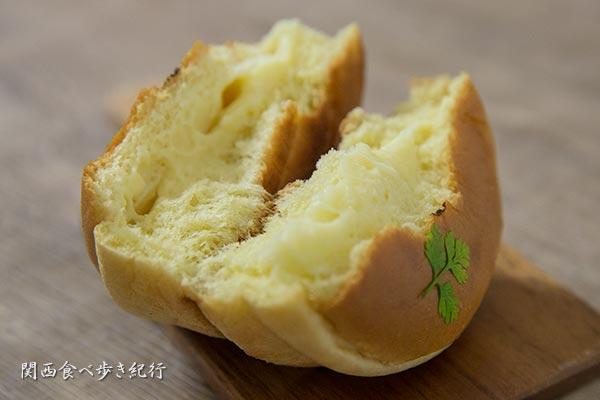 とろけるチーズケーキパン