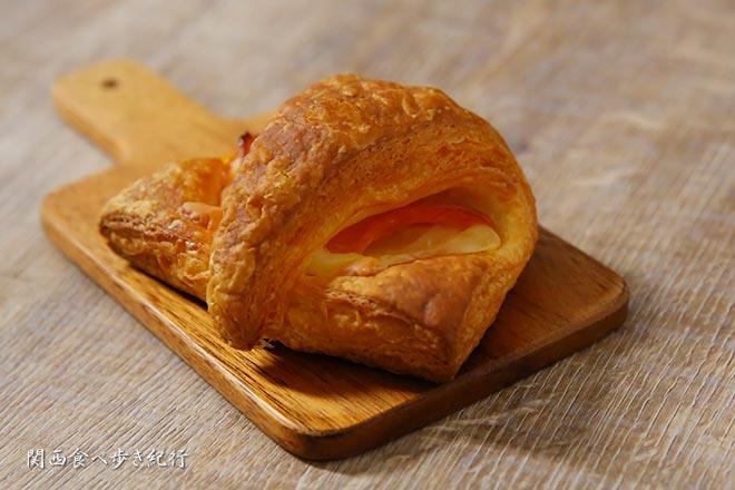 ハムチーズのクロワッサン