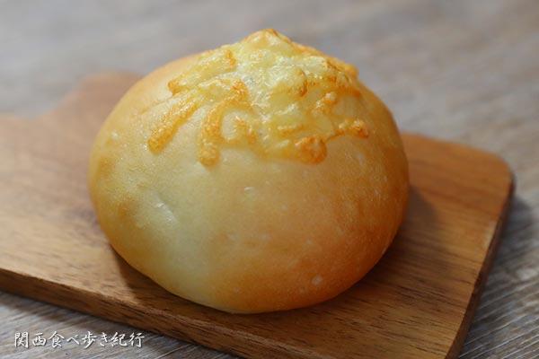 ふっくらこ ダブルチーズパン