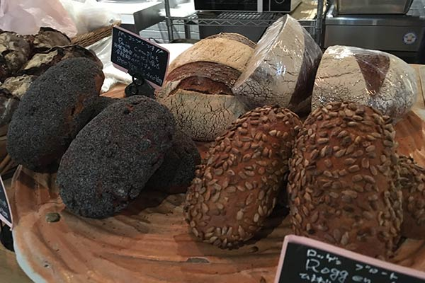 HATSUTATSU(ハツタツ) のパン
