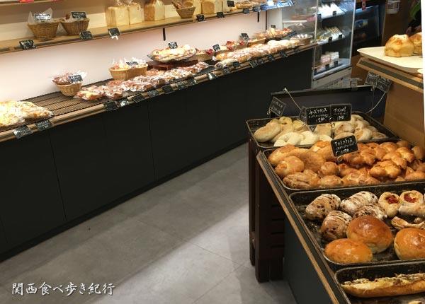 Orange Fields Bread Factory(オレンジフィールズ ブレッドファクトリー)の店内