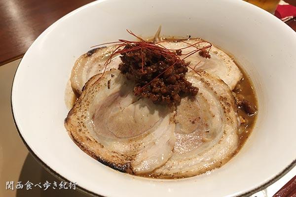 麺 紡木の味噌チャーシュー麺