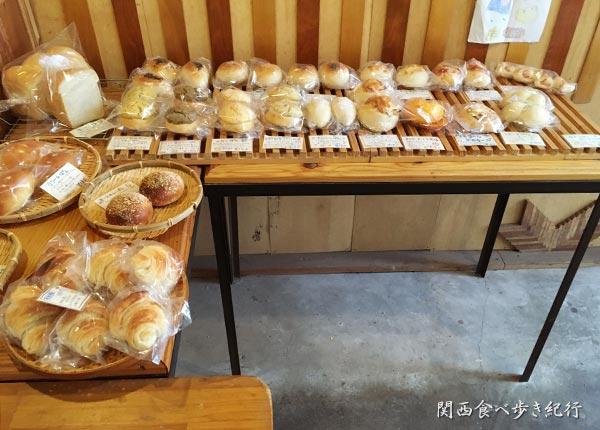 ウステトパンの販売パン