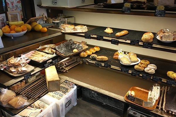 き多やのパン販売