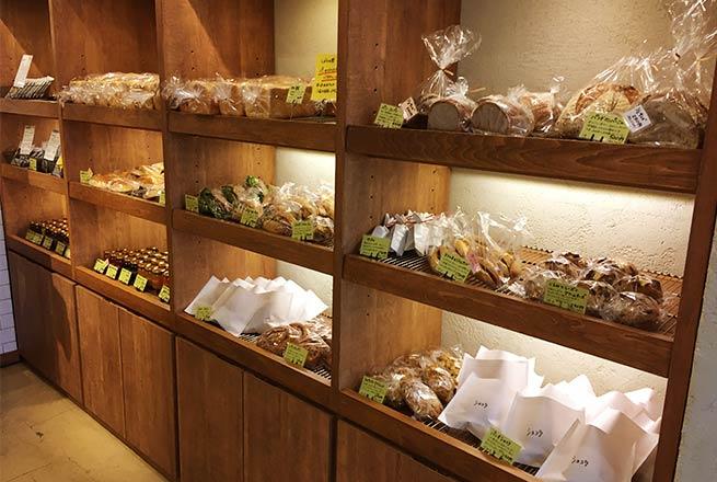ラフルネのパン販売