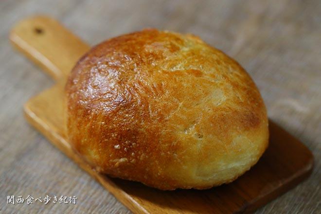 長時間熟成 塩パン