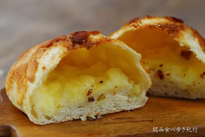 ダッチチーズフランスの中身