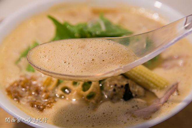 ラーメンのスープ