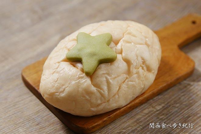 苺クリームパン